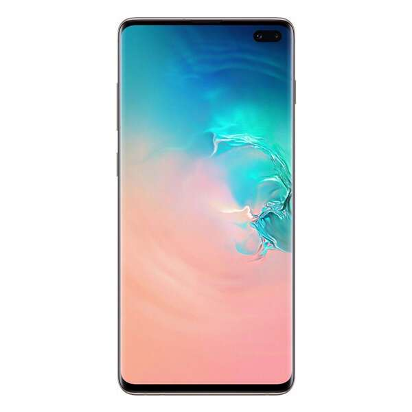 Смартфон Samsung Galaxy S10+ 512GB Ceramic White (SM-G975FCWGSKZ)