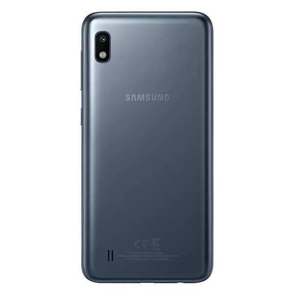 Смартфон Samsung Galaxy A10 Black (SM-A105FZRGSKZ)