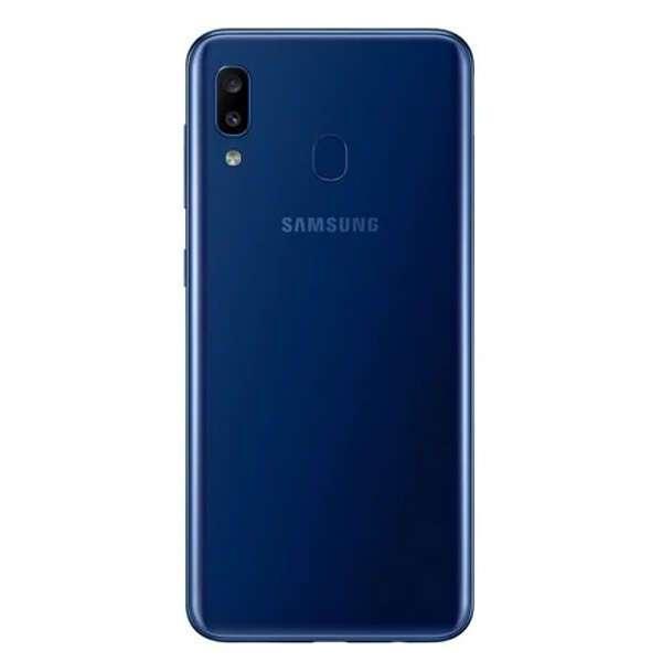 Смартфон Samsung Galaxy A20 Blue (SM-A205FZRVSKZ)