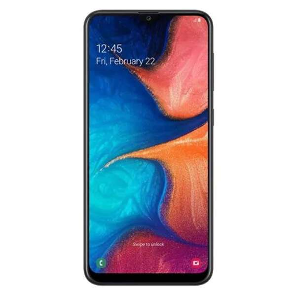 Смартфон Samsung Galaxy A20 32GB Blue