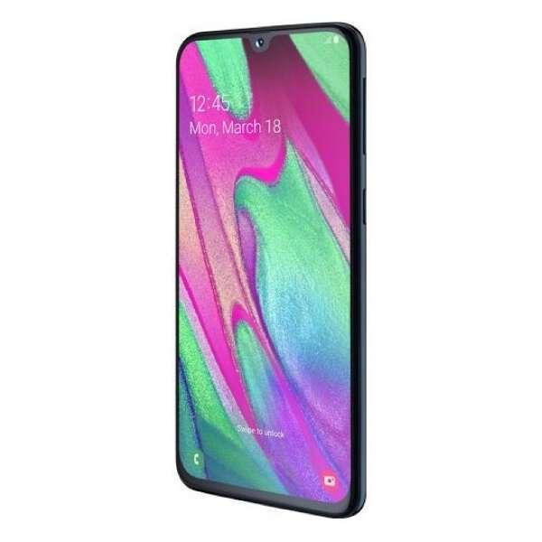 Смартфон Samsung Galaxy A40 64GB Black