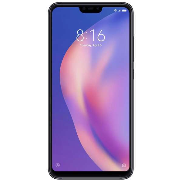 Смартфон Xiaomi Mi 8 Lite 128GB Midnight Black