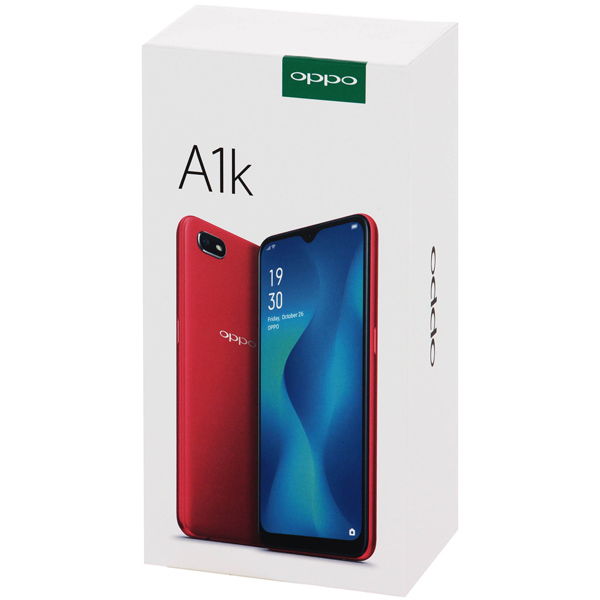 Смартфон OPPO A1k 32GB Red
