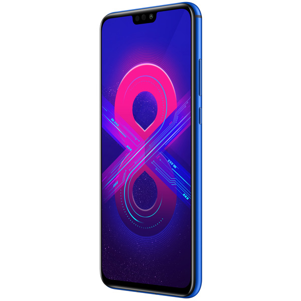 Смартфон Honor 8X Blue (51092XYQ)