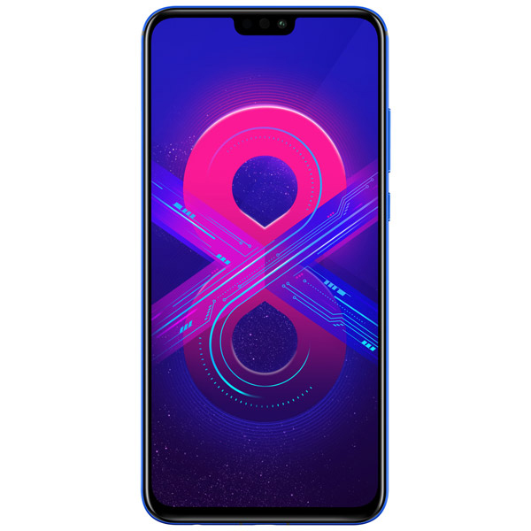 Смартфон Honor 8X Blue