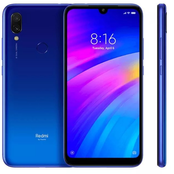 Смартфон Xiaomi Note 7 32GB Blue