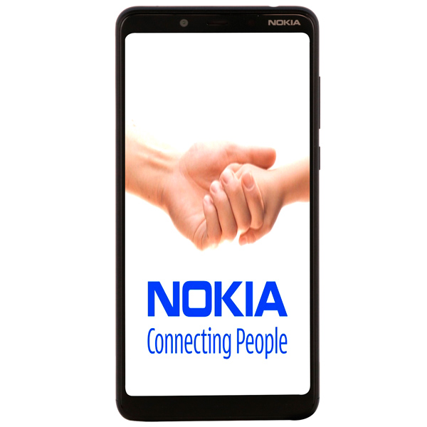 Смартфон Nokia 3.1 Plus Baltic (TA-1104)