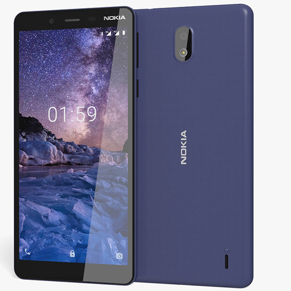 Смартфон Nokia 1 Plus 8GB Blue