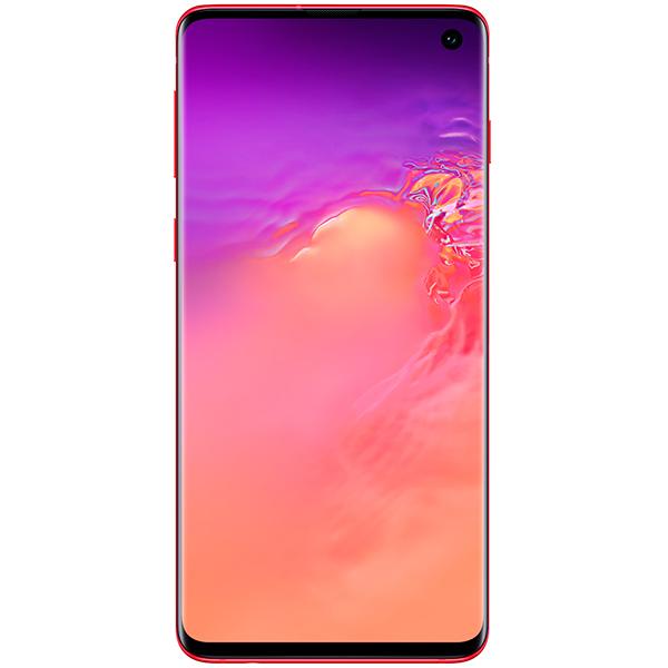 Смартфон Samsung Galaxy S10+ 128GB Red