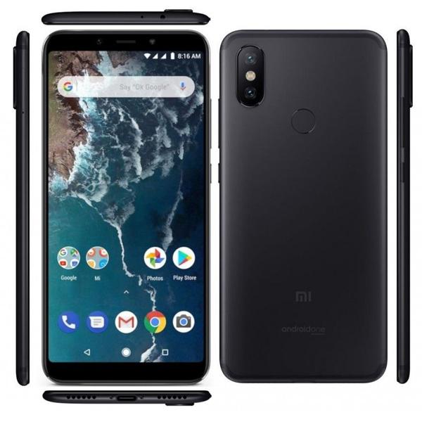 Смартфон Xiaomi Mi A2 64GB Black
