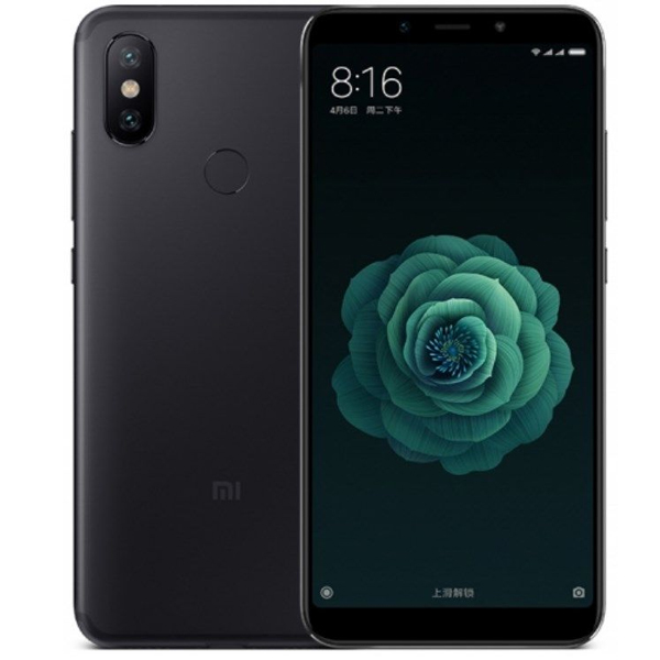 Смартфон Xiaomi Mi A2 EU 64G Black