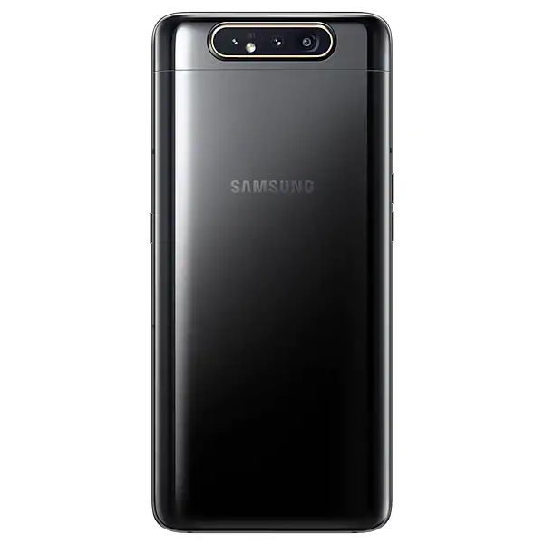 Смартфон Samsung Galaxy A80 Phantom Black (SM-A805FZKDSKZ)
