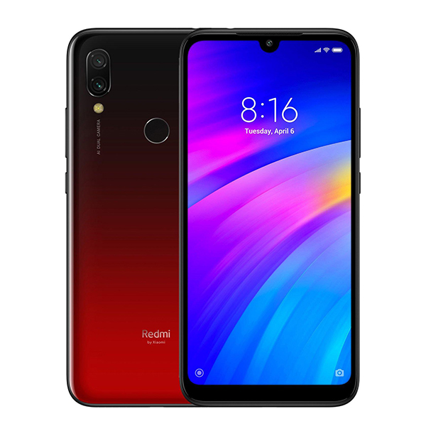 Смартфон Xiaomi Redmi 7 32GB Lunar Red
