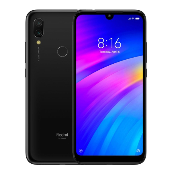 Смартфон Xiaomi Redmi 7 64GB Eclipse Black