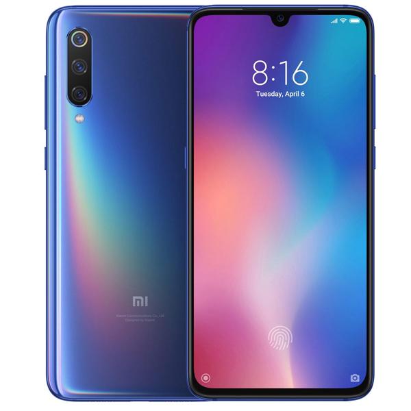 Смартфон Xiaomi Mi 9 128G Ocean Blue