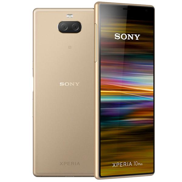 Смартфон Sony Xperia 10 Plus Gold (I4213RU/N)