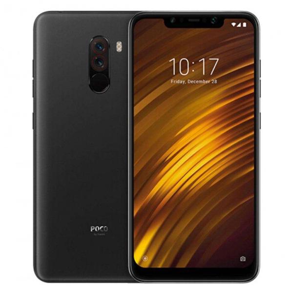 Смартфон Xiaomi  Pocophone F1 128Gb Graphite Black