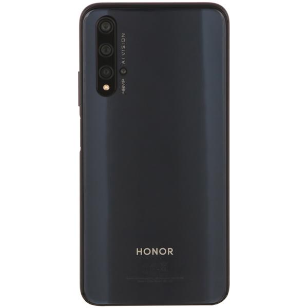 Смартфон Honor 20 Black (YAL-L21)