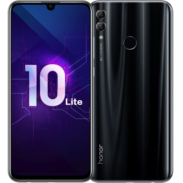 Смартфон Honor 10 Lite Black
