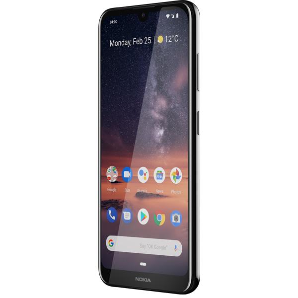 Смартфон Nokia 3.2 16GB Steel