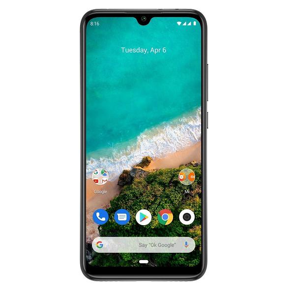 Смартфон Xiaomi Mi A3 4/64GB Grey