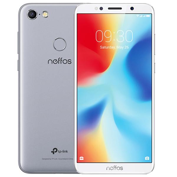 Смартфон TP-Link Neffos C9A Moonlight Silver