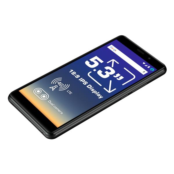 Смартфон Prestigio Muze K3 (PSP3534) Black