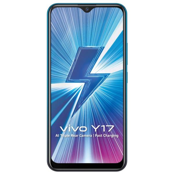 Смартфон Vivo Y17 Mineral Blue