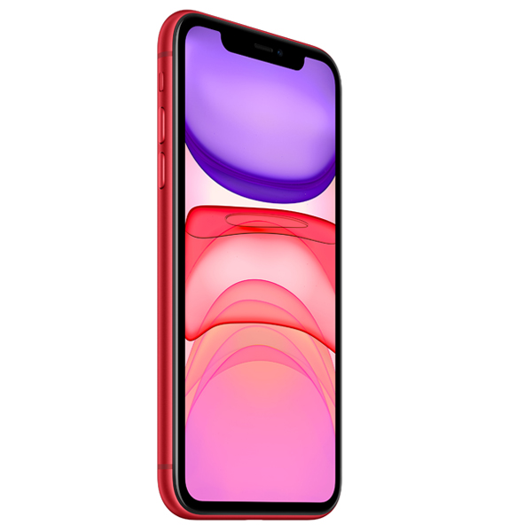 Смартфон Apple iPhone 11 64GB (PRODUCT) RED