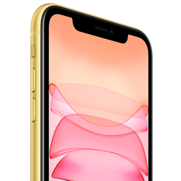 Смартфон Apple iPhone 11 64GB Yellow