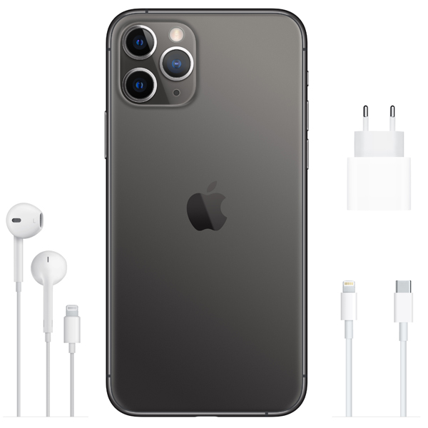 Смартфон Apple iPhone 11 Pro 512GB Space Grey
