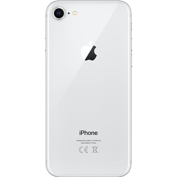 Смартфон Apple iPhone 8 128GB Silver (MX172)