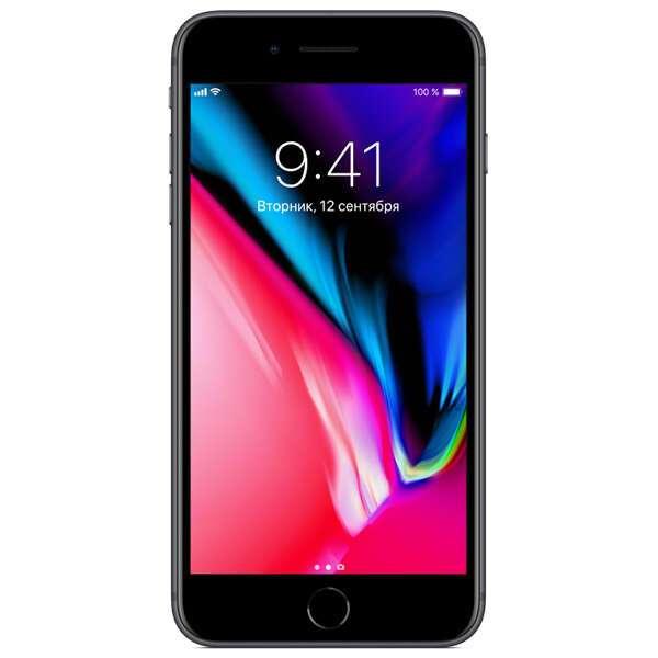 Смартфон Apple iPhone 8 Plus 128GB Space Grey