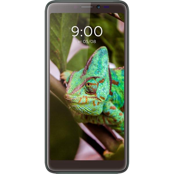 Смартфон BQ BQ-5518G Темно-Зеленый