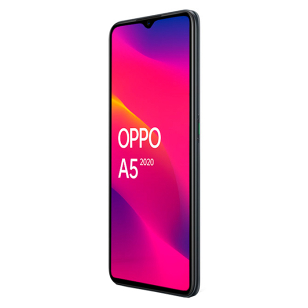 Смартфон ОРРО A5 2020 Mirror Black (Черный глянец)