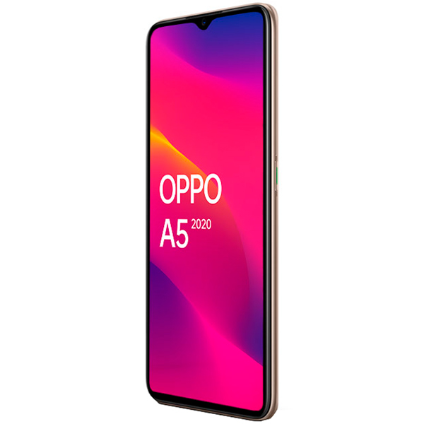 Смартфон ОРРО A5 2020 Dazzling White