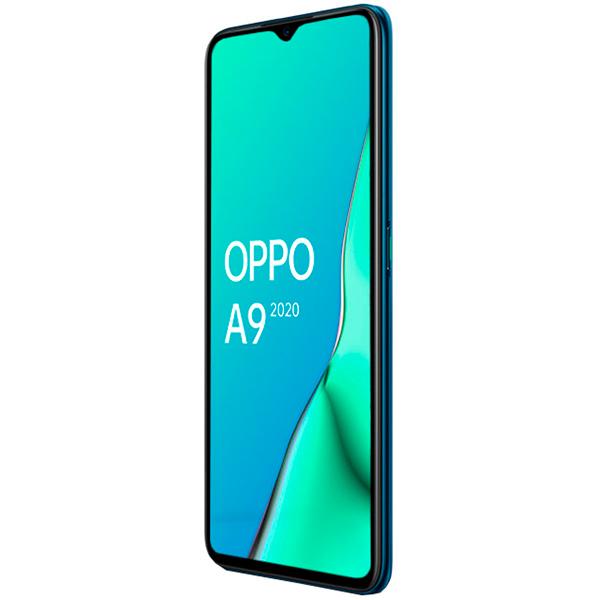Смартфон ОРРО A9 2020 Marine Green (Морской зеленый)