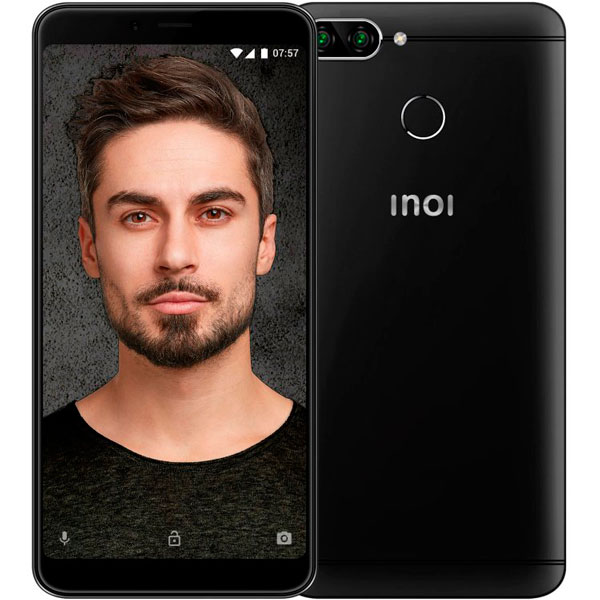 Смартфон INOI 5 Pro Black