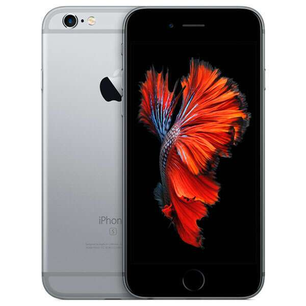 Смартфон Apple iPhone 6s 64GB Space Grey CPO