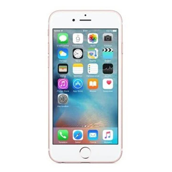 Смартфон Apple iPhone 6s Plus 32GB Rose Gold CPO