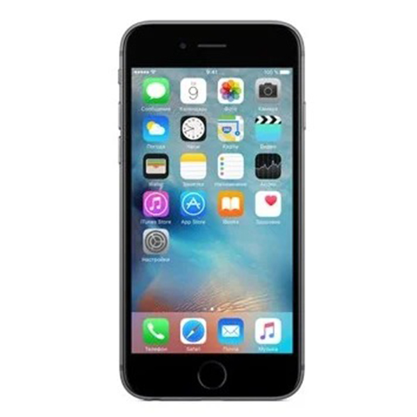 Смартфон Apple iPhone 6s Plus 32GB Space Gray CPO