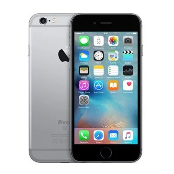Смартфон Apple iPhone 6S Plus 128GB Space grey CPO