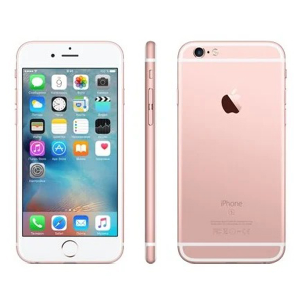 Смартфон Apple iPhone 6s Plus 128GB Rose Gold CPO