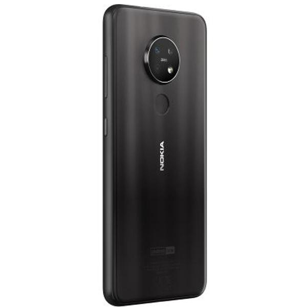 Смартфон Nokia 7.2 TA-1196 64GB (DS) Charcoal