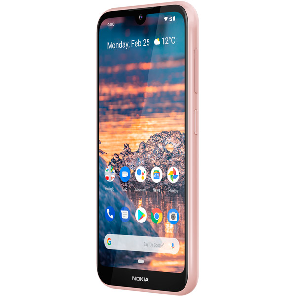 Смартфон Nokia 4.2 32GB Pink