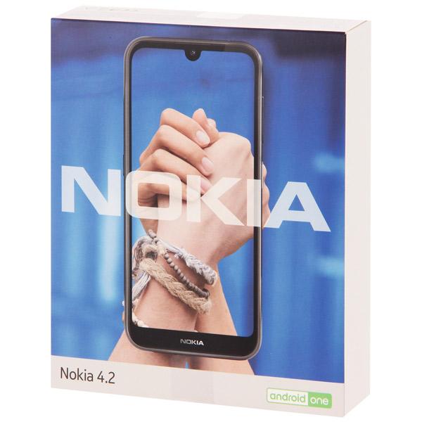Смартфон Nokia 4.2 (TA-1157) Pink
