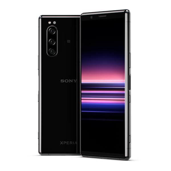 Смартфон Sony Xperia 5 128GB Black