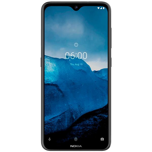Смартфон Nokia 6.2 32GB Черный
