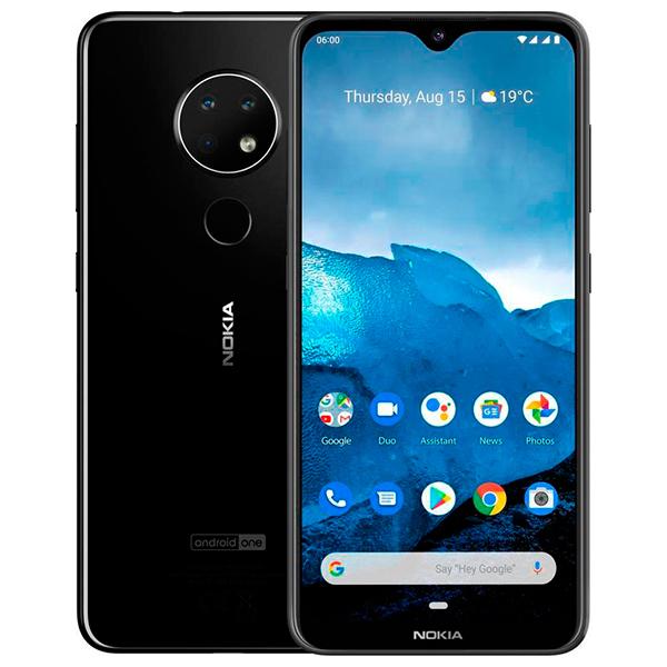 Смартфон Nokia 6.2 32GB Black