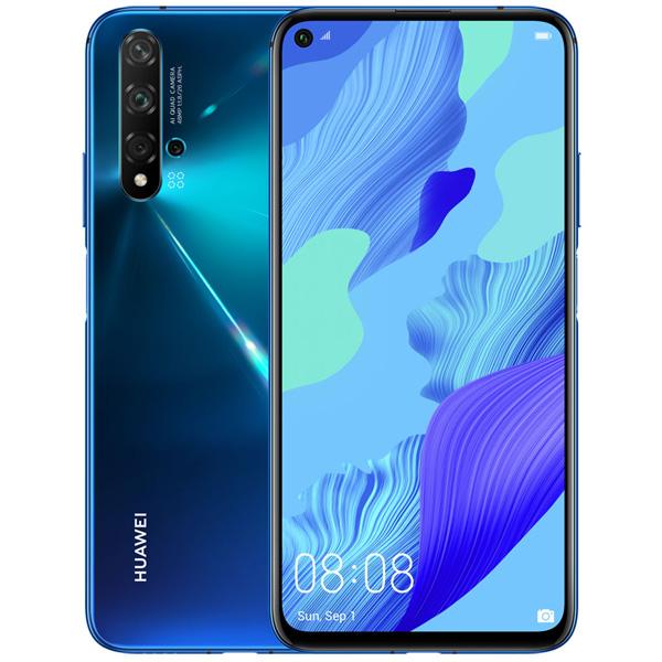 Смартфон Huawei Nova 5T Crush blue